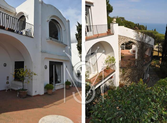 Castles in Capri for sale