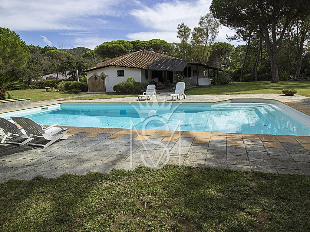 Villa for sale in Punta Ala, Grosseto